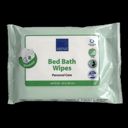 ABENA BED BATH WIPES 8τμχ