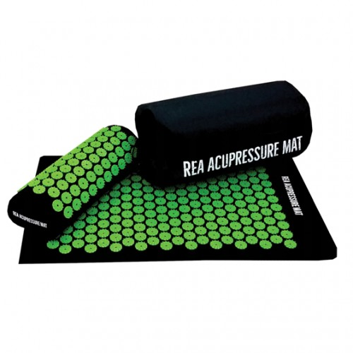 REA ACUPRESSURE MAT WITH PILLOW
